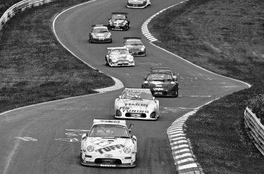 1998-VLN-Nürburgring-Edgar-Dören-Karl-Christian-Lück-Porsche-964-RSR