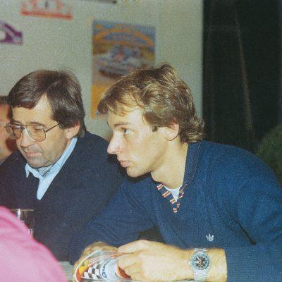 Heute vor 36 Jahren, am 1. September 1985: Er war nicht zu bremsen. Das Drama um das Jahrhundert-Talent Stefan Bellof. © Carsten Krome Netzwerkeins