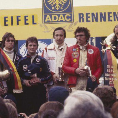 Jürgen Neuhaus, Porsche 935/77, Chassisnummer 930 770 0907, Original-Fotografie: Historisches Archiv Porsche AG