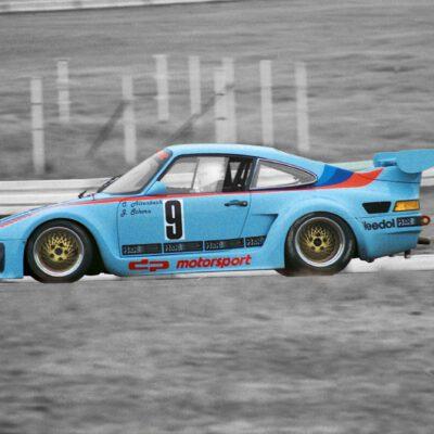 80-Jahre-Ekkehard-Zimmermann-dp-Motorsport-1987-Schorn-Porsche-935-II-Hockenheimring