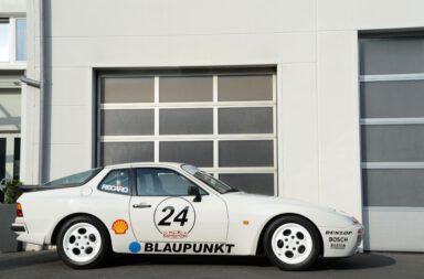 Porsche 944 turbo Cup (Typ 951): ein ideales Sportgerät – auch für das neue #Projekt75 am BILSTER BERG