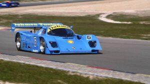 Unter allen 200 Porsche 956 und 962C ist einer wahrscheinlich der kurioseste: Karin und Heinz-Jörgen Dahmen aus Krefeld bauten ihn sich einfach selbst und hatten Erfolg damit