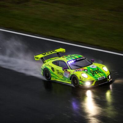 Manthey triumphiert zum siebten Mal beim 24-Stunden-Rennen am Nürburgring