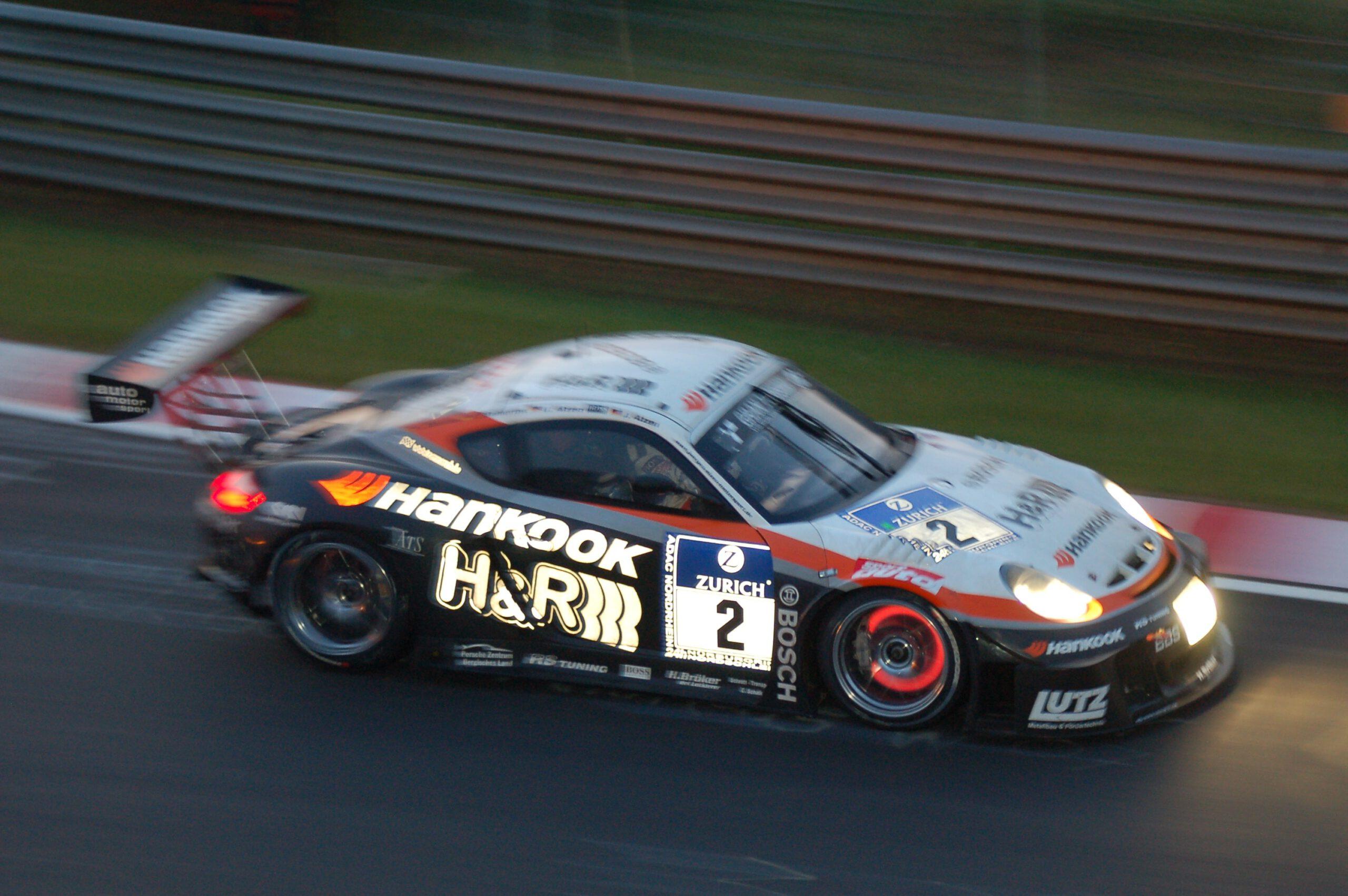 35. ADAC Zurich 24h-Rennen 2007 auf der Nürburgring-Nordschleife Juergen Alzen Uwe Alzen