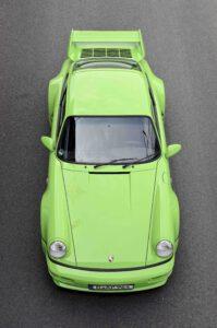 Plögers feine 64er | knallbunte Varianten des Porsche-Erfolgstyps 964: 1992er Porsche 911 (964) Carrera 2 Coupé, Upgrade zum RS(R) 3.8 Coupé