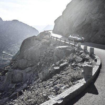 Porsche 911 Carrera 2 Coupé 3.6 Restomod zum Erbacher 911 Projekt 1 Schweiz Suisse 0831