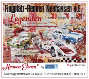 2015-Die-Legenden-von-Neuhausen-ob-Eck-Bernd-Luz-PopArt-RevoluZion-Porsche-Carrera-6