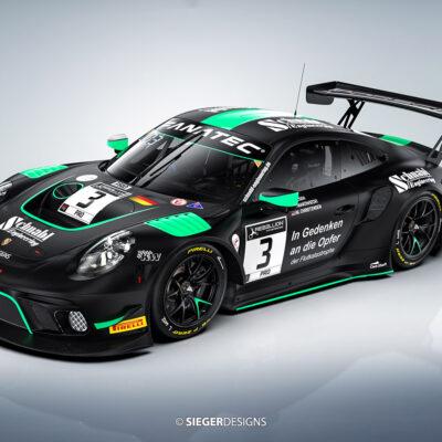 2021-24-Stunden-Rennen-Spa-Francorchamps-Porsche-911-GT3-R-Schnabl-Engineering-ck-modelcars