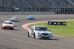 Ringshausen-Motorsport-Revival-DTM-Classic-2021-Klaus-Niedzwiedz-Ford-Sierra-RS-Cosworth
