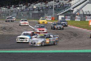 DTM Classic, Nürburgring: Gesamtrang sechs für Steffan Irmler mit dem Opel Astra Supertouring, Chance auf eine Podiumsplatzierung verpasst.