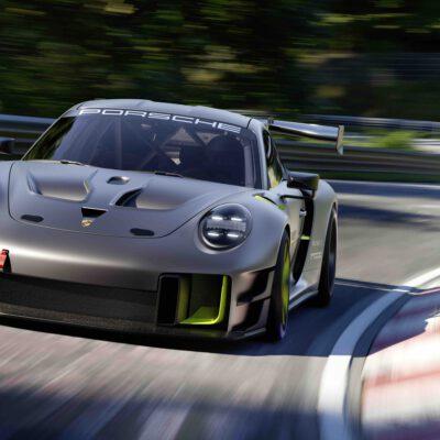 911 GT2 RS Clubsport 25: limitiertes Rennwagen-Sondermodell anlässlich des 25-jährigen Jubiläums der Manthey Racing GmbH.