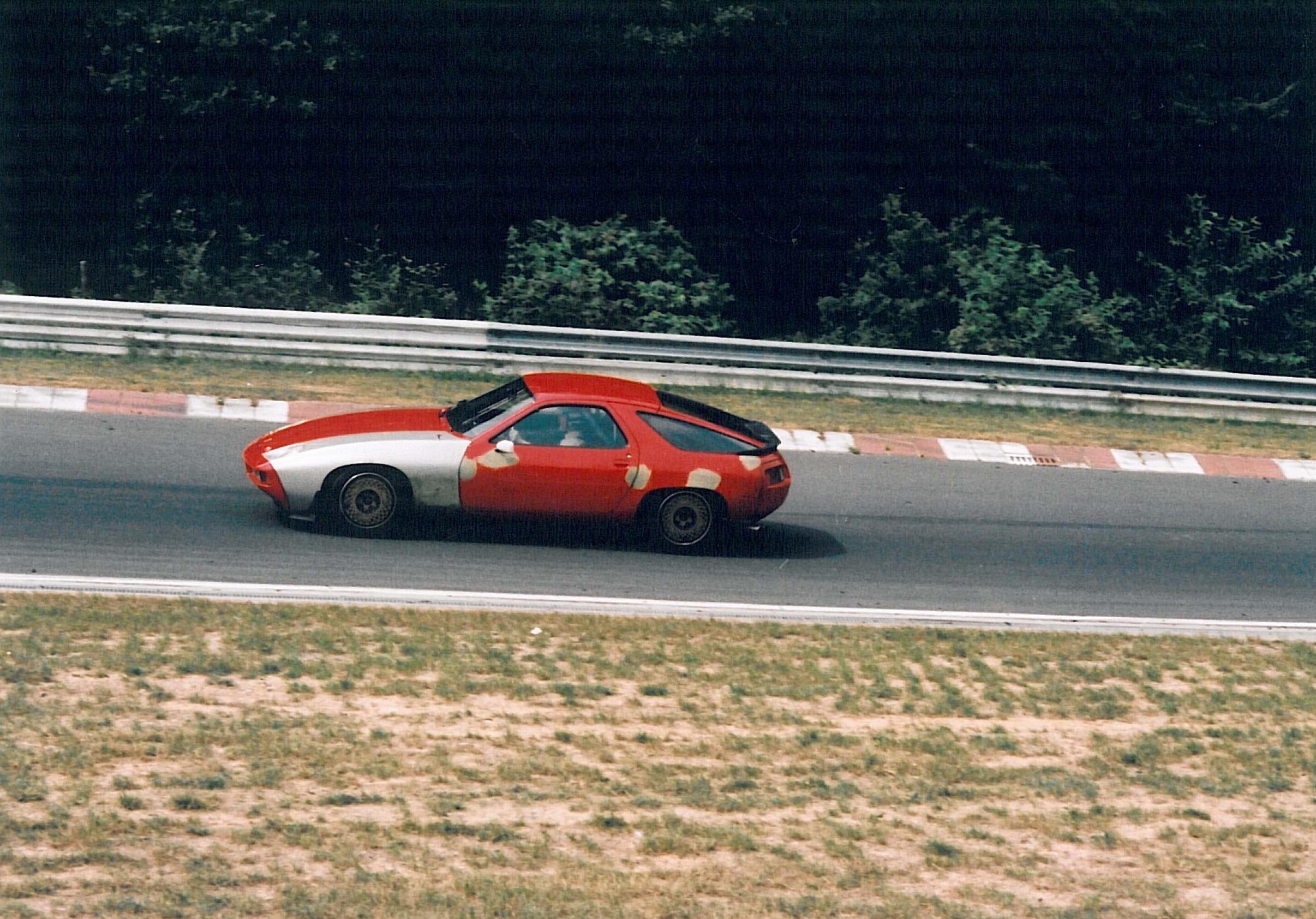 Carsten-Krome-Netzwerkeins-Günther-Steckkönig-Hans-Clausecker-Porsche-928-Langstreckenpokal-Nürburgring-1983
